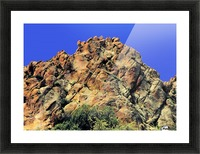 Another Rock Hill  Picture Frame print