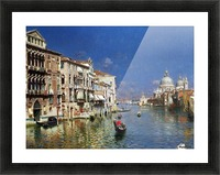 The Grand Canal, Venice Picture Frame print
