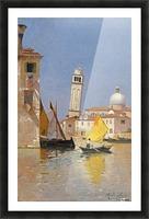 San Pietro di Castello Picture Frame print
