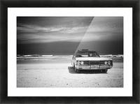 Daytona Beach 2 Picture Frame print