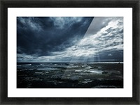 Dramatic Sky Picture Frame print