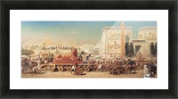 Israel in Egypt Picture Frame print