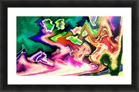 hirarka  Picture Frame print