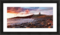 Dunstanburgh Castle, Northumberland, UK Picture Frame print