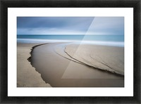 Stream to Nowhere Picture Frame print