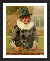 Sweet Anne Page Picture Frame print