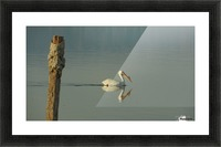 Offshore Picture Frame print