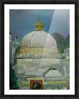 dargah  Picture Frame print
