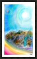 Penumbra  Picture Frame print