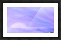 A Maui Twilight Setting Picture Frame print