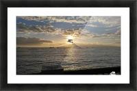 Lanai' Rise Picture Frame print
