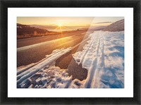 Global Picture Frame print