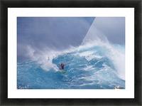 Daredevil Picture Frame print