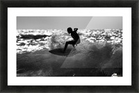 Ride Picture Frame print