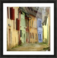 colors Picture Frame print