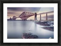 Forth Rail Bridge Picture Frame print