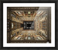 Galleria Sciarra Picture Frame print