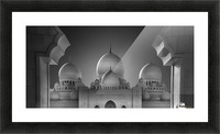 Access to heavens 2 Picture Frame print