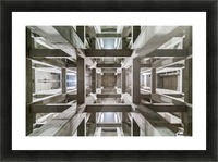 ceiling Picture Frame print