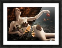 Eve Picture Frame print