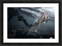 Primordial Soup Picture Frame print