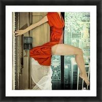 crescendo Picture Frame print