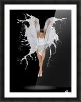 Liquidize Picture Frame print
