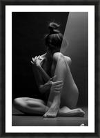 bodyscape Picture Frame print