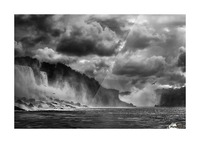 Maid of the Mist Picture Frame print