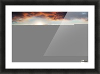 Horseshoe Bend Picture Frame print
