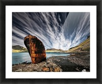 Chosen Place Picture Frame print
