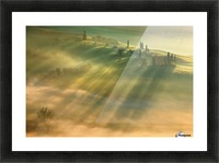 Mist... Picture Frame print