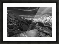 Spectrum of Light Picture Frame print