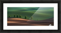 Alley Picture Frame print