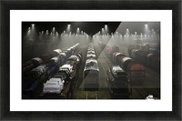 Trainsets Picture Frame print