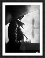 rain please tell him... Picture Frame print