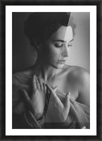 Portrait Picture Frame print