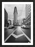 Taxiiii Picture Frame print