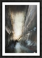 Street Picture Frame print