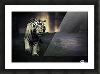 White walker Picture Frame print