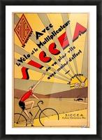 SICCEA original vintage poster Picture Frame print