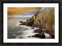 Botallack in 40 seconds Picture Frame print