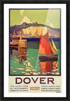 Dover Southern Railway Picture Frame print