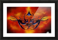 Tattoomissia V1 - firebird Picture Frame print