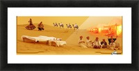 Rajasthan Tours Picture Frame print