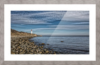Low Point Lighthouse - Nova Scotia Picture Frame print
