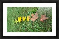 Lifespan Picture Frame print
