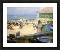 Beach Scenes Picture Frame print