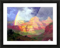 The Grand Canyon Picture Frame print