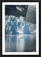 Alaska Picture Frame print